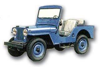 CJ-3A  (Jeep History)