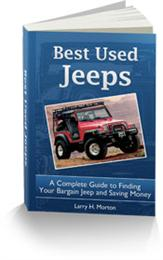 Ebook cover Best Used Jeeps!
