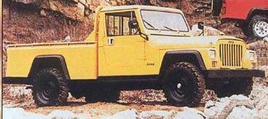 Jeep Truck CJ10