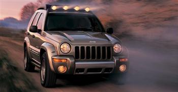 2005 Jeep Liberty With Off Road Trim!