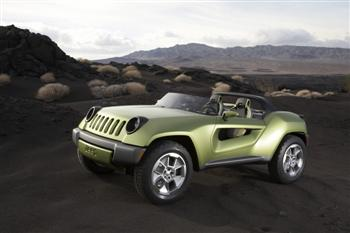 Jeep Renegade Concept 2008!