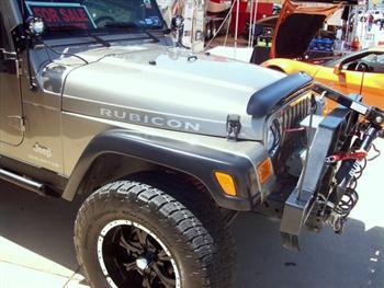 Jeep Rubicon At TMS Auto Show 2008!