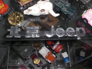 Jeep Stuff Karl's Chinese Jeep Emblem