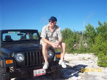 About Me...2008 Jeeping In Mexico!