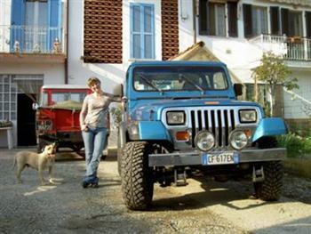 Jeep Girl Loredanas Jeep!