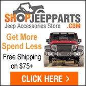 Shop Jeep Parts