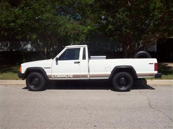 My Comanche...Love Jeeps!