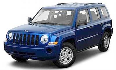2009 Jeep Patriot (File Photo)
