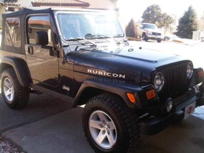 2006 Jeep Rubicon -