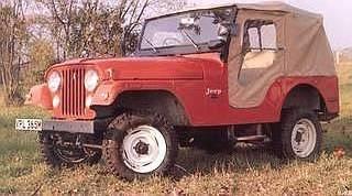 1974 Jeep CJ5 (File Photo)