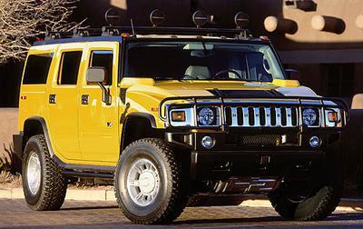 2007 H2 Hummer (File Photo)