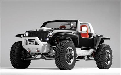 Jeep Hurricane Concept!