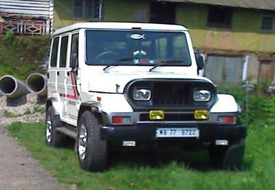 2000 Mahindra Armada
