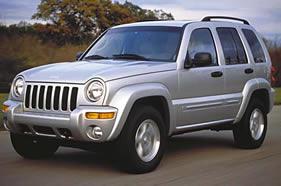 2003 Jeep Liberty (File Photo)