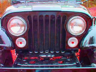 Jeep CJ (File Photo)