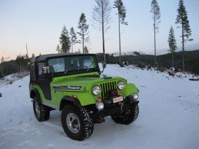 Snow wheeling!