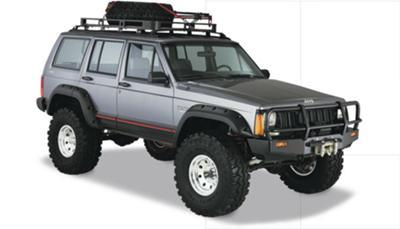 1989 Jeep Cherokee XJ (File Photo)