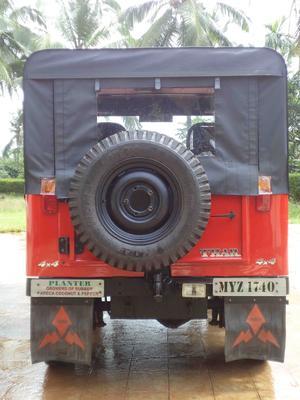 Jeep button NDMS tires for rainy season