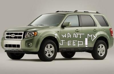 Ford Escape Hybrid (File Photo)