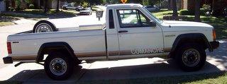 My 1987 Jeep Comanche!