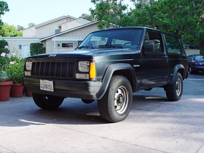 ol 39 faithful 39 95 jeep cherokee. Cars Review. Best American Auto & Cars Review
