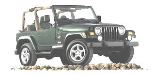 2001 Jeep Wrangler (File Photo)