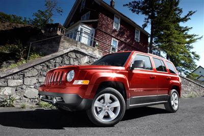 2011 Jeep Patriot (File Photo)