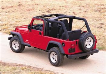 2004 Wrangler TJ Unlimited 2-door (File Photo)