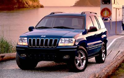 2004 Jeep Grand Cherokee (File Photo)