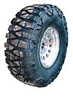 Tall Off-road Tire!
