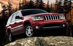 Jeep Grand Cherokee (File Photo)