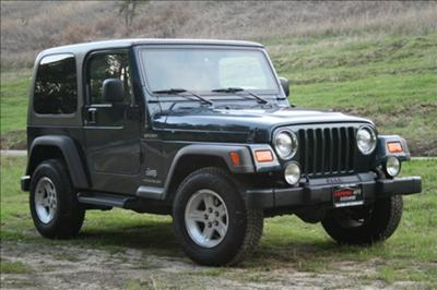 Jeep TJ