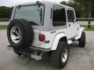 1990 Wrangler YJ (File Photo)